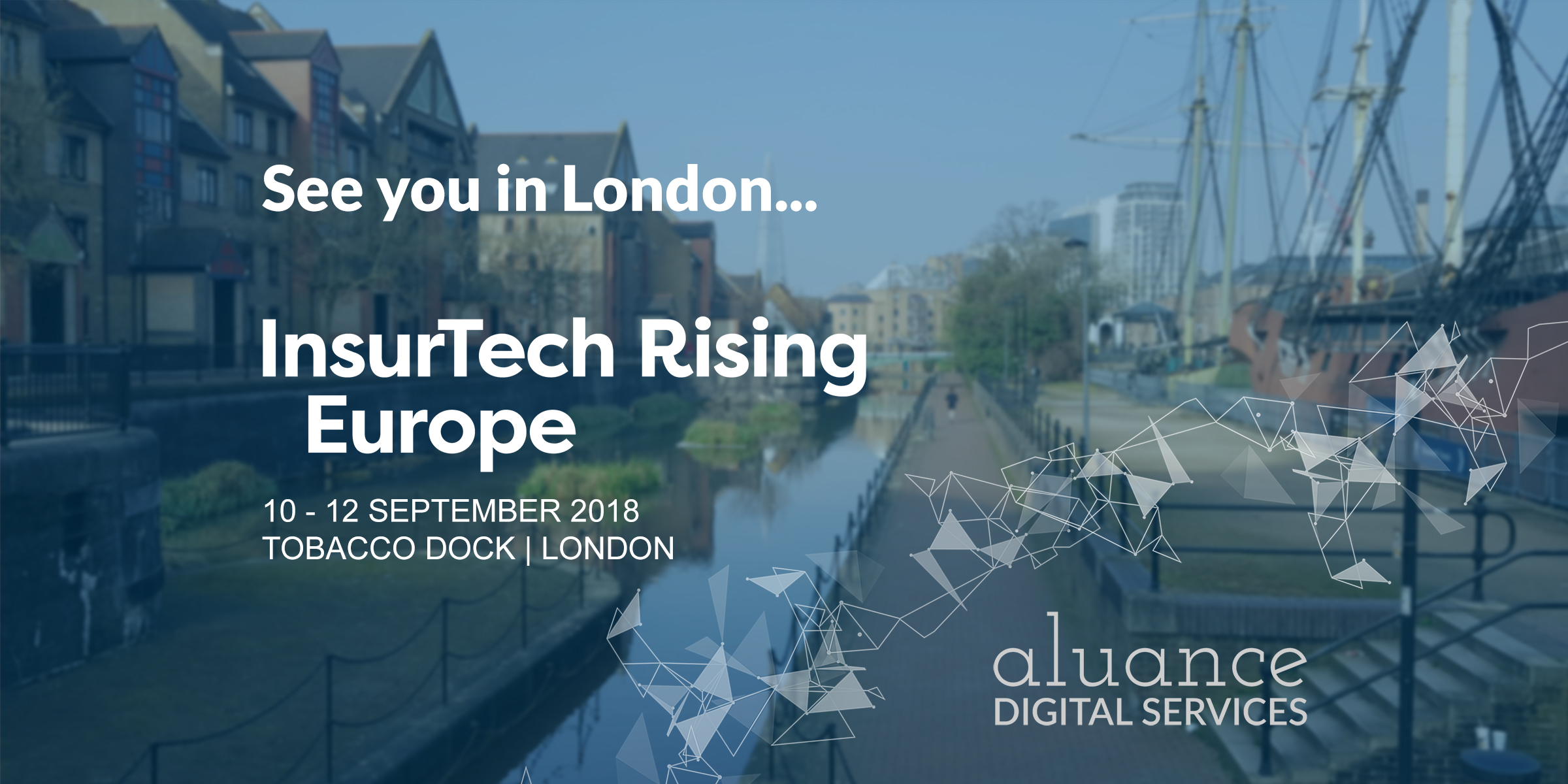See you at InsurTech Rising Europe 2018
