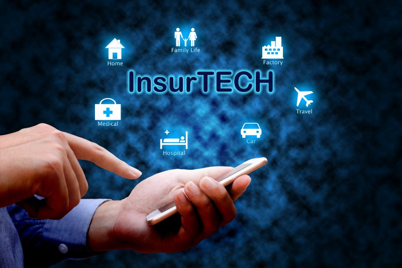InsurTECH : Home, Fanily Life, Factory, Travel, Car, Hospital, Medical